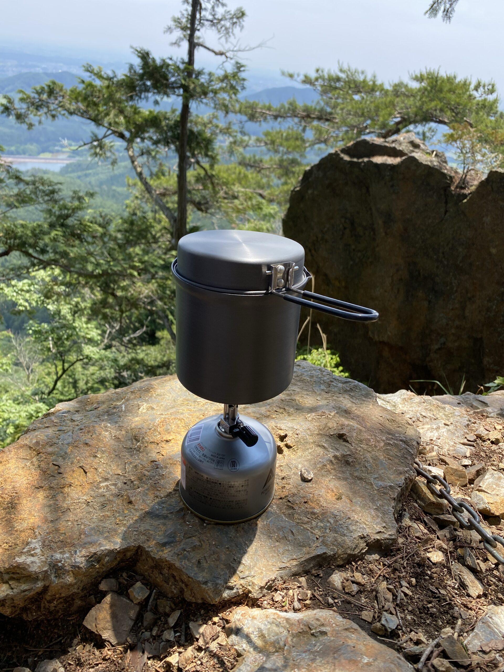 お湯を沸かす器具